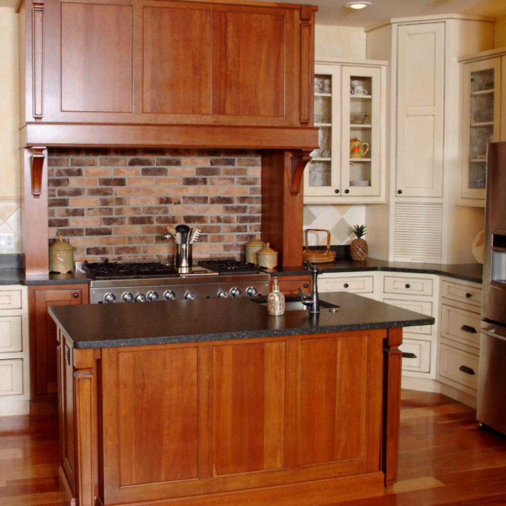 Фото дизайн кухни 3 на 4